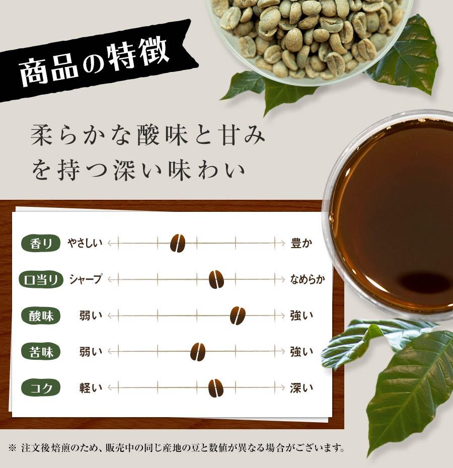 商品の特徴:柔らかな酸味と甘みを持つ深い味わい