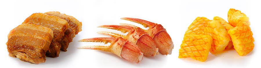 二の重紹介「2022はま寿司おせち プレミアム二段重」