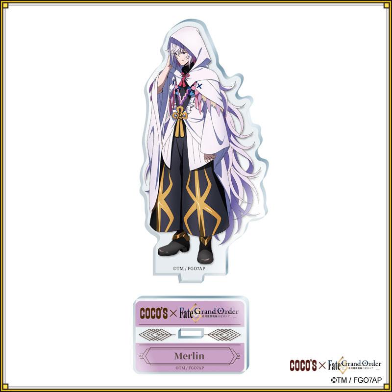 『マーリン B』アクリルスタンド ココス × Fate/Grand Order -絶対魔獣戦線バビロニア-